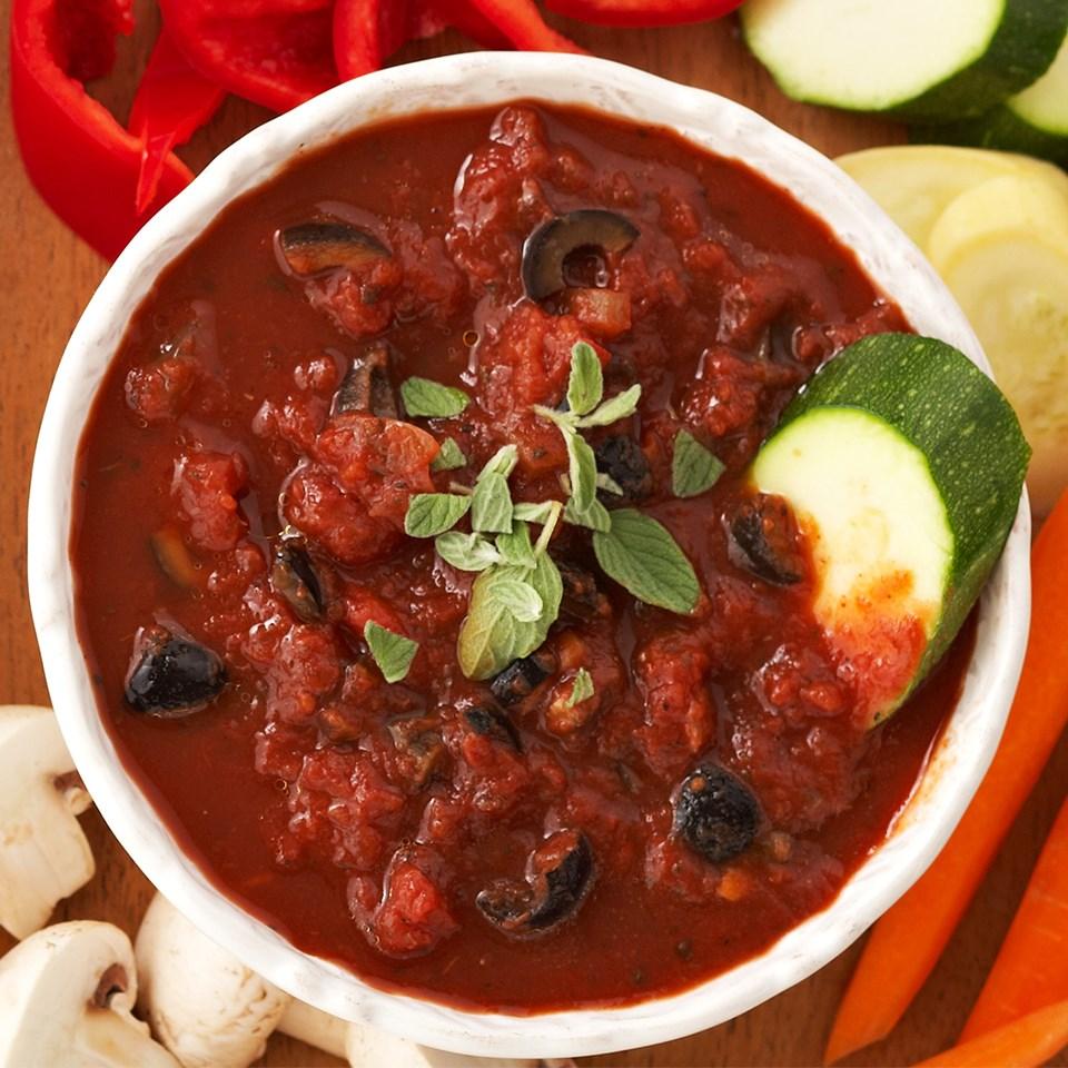 Spicy Tomato Dip