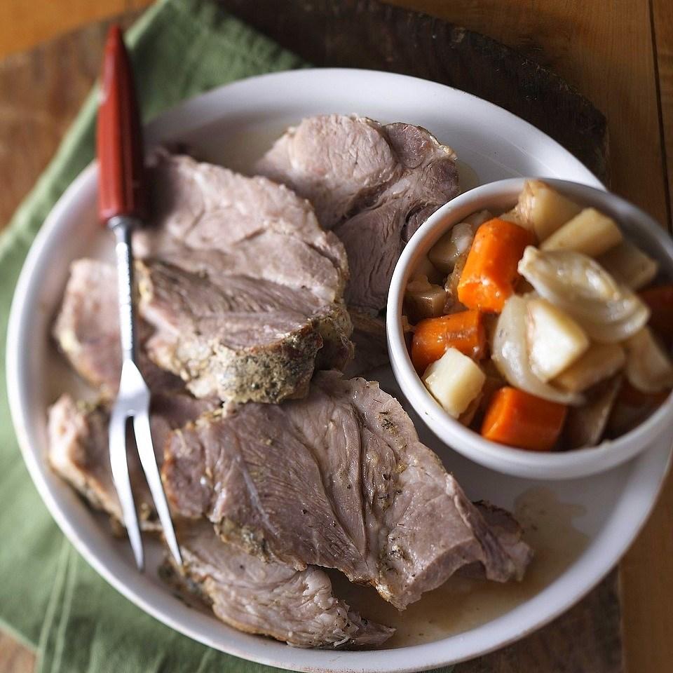 Home-Style Pork Pot Roast
