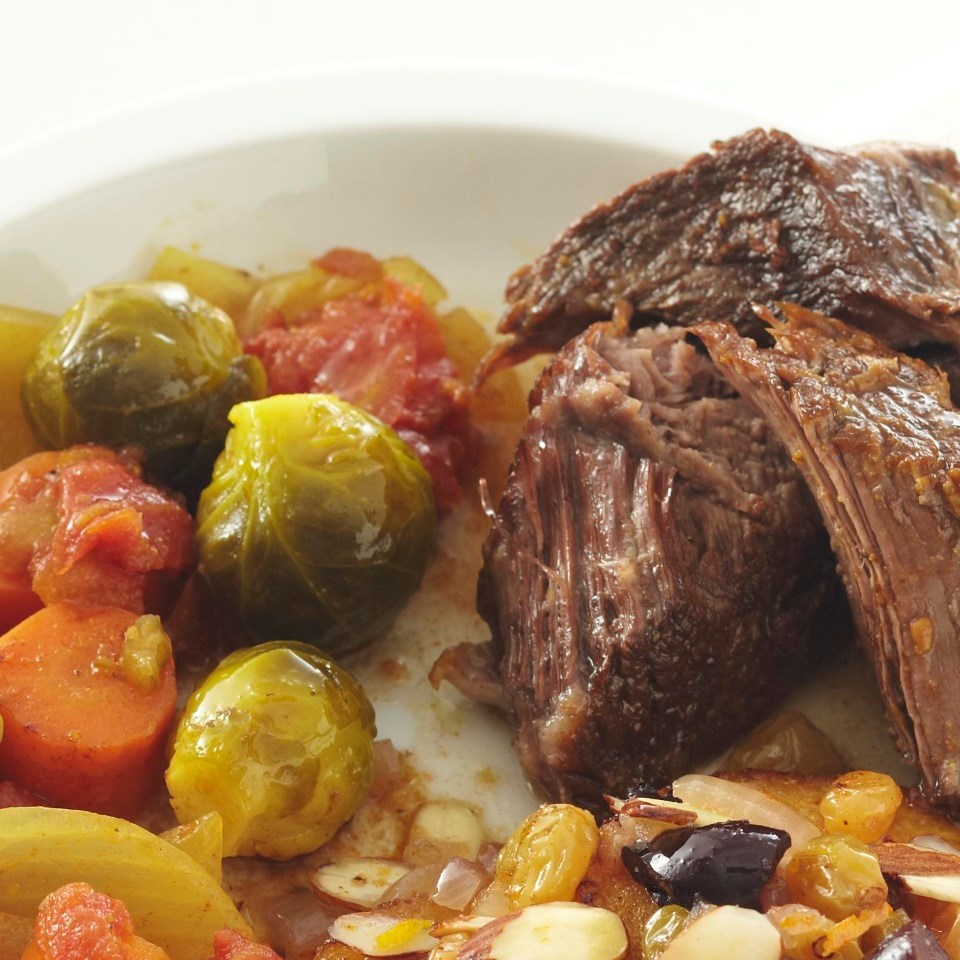 Spiced Beef with Vegetables