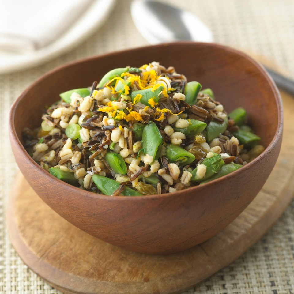 Buffet Wild Rice