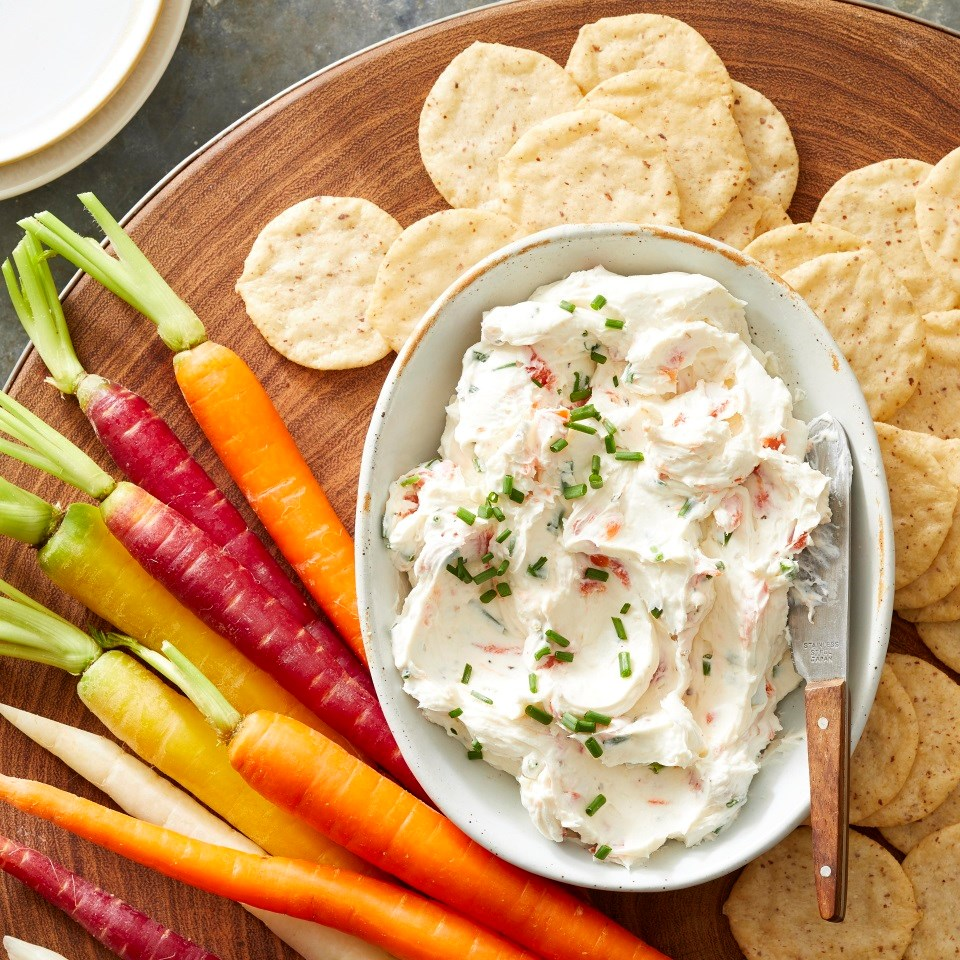 Smoked Salmon Cream Cheese
