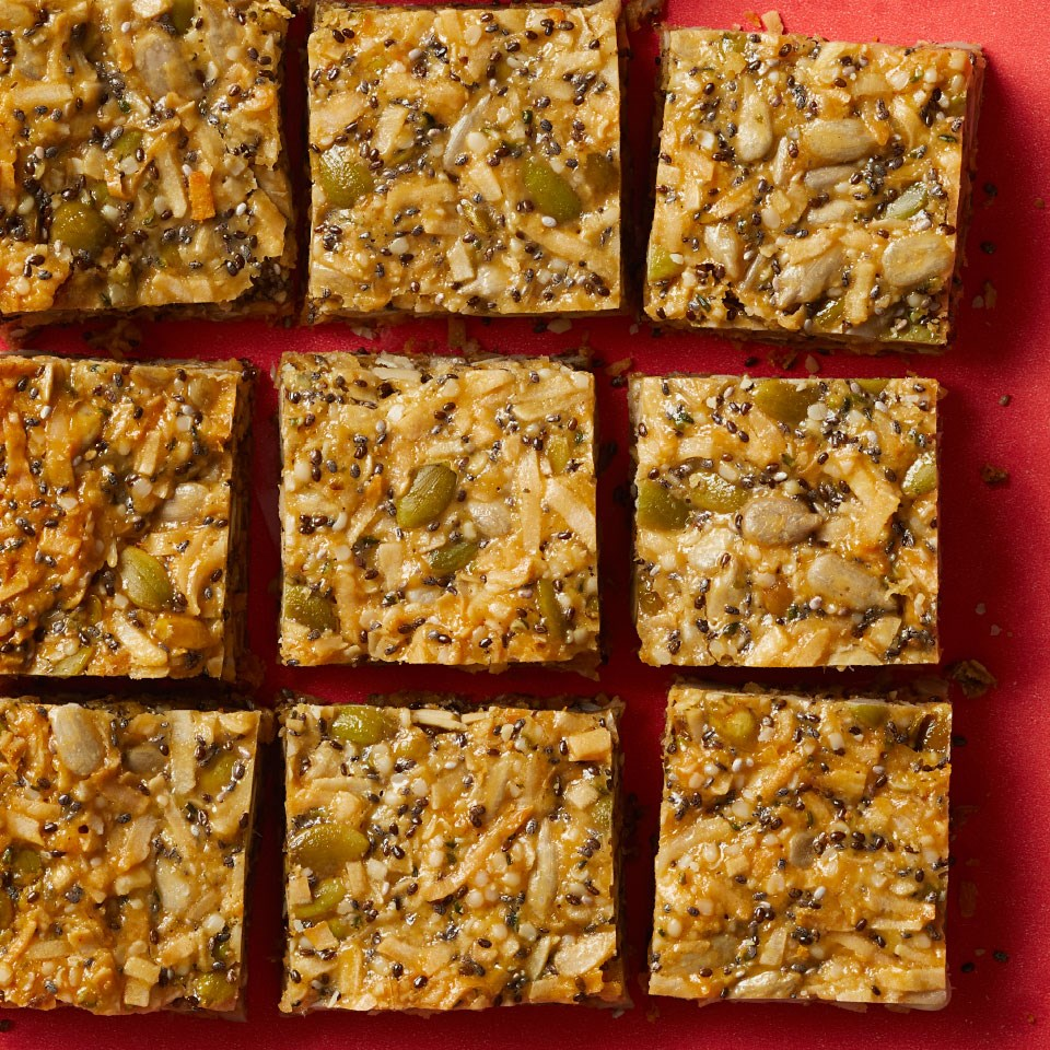 Super-Seed Snack Bars