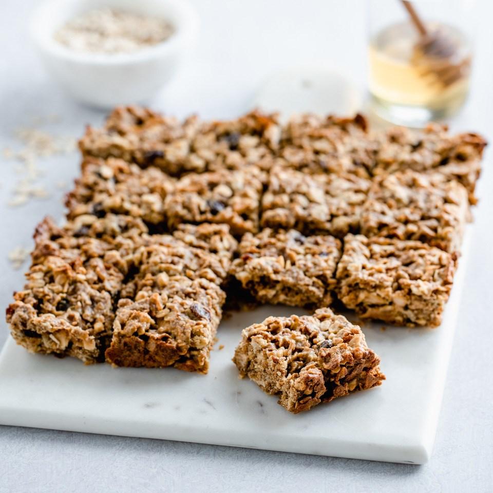Peanut Butter Breakfast Bars
