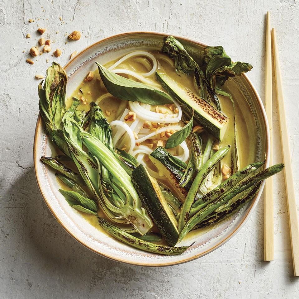 Super-Green Thai Curry