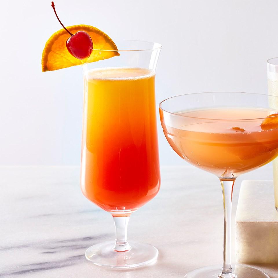 Tequila, Citrus & Raspberry Spritz Recipe
