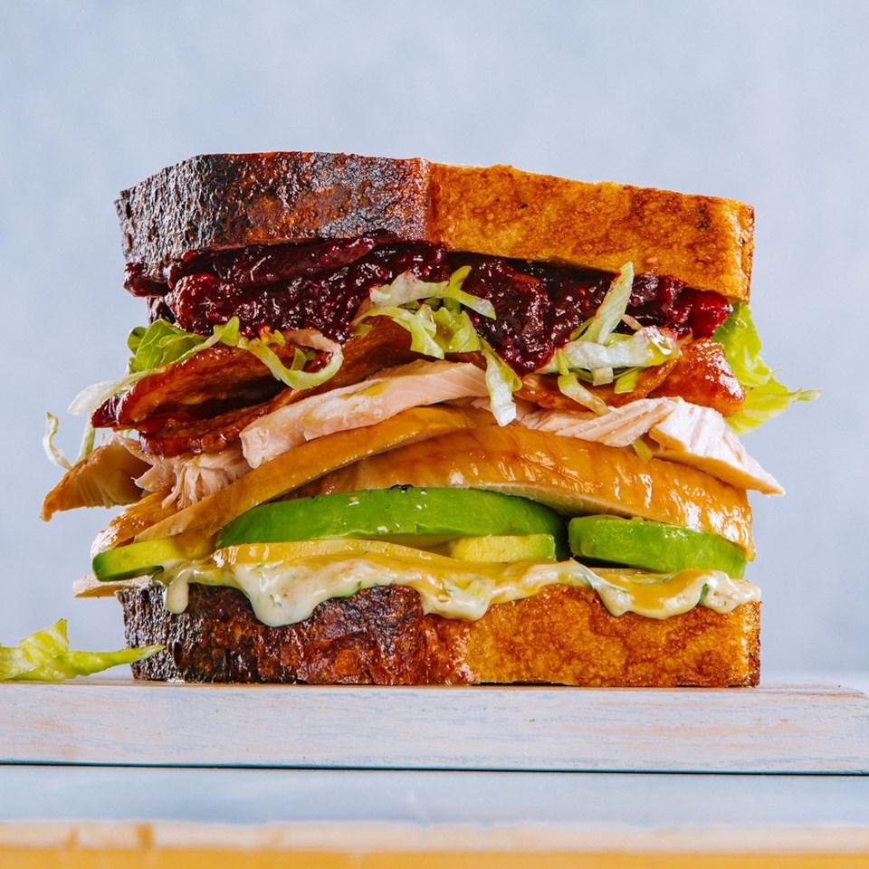 The Ultimate Turkey Avocado Sandwich Recipe