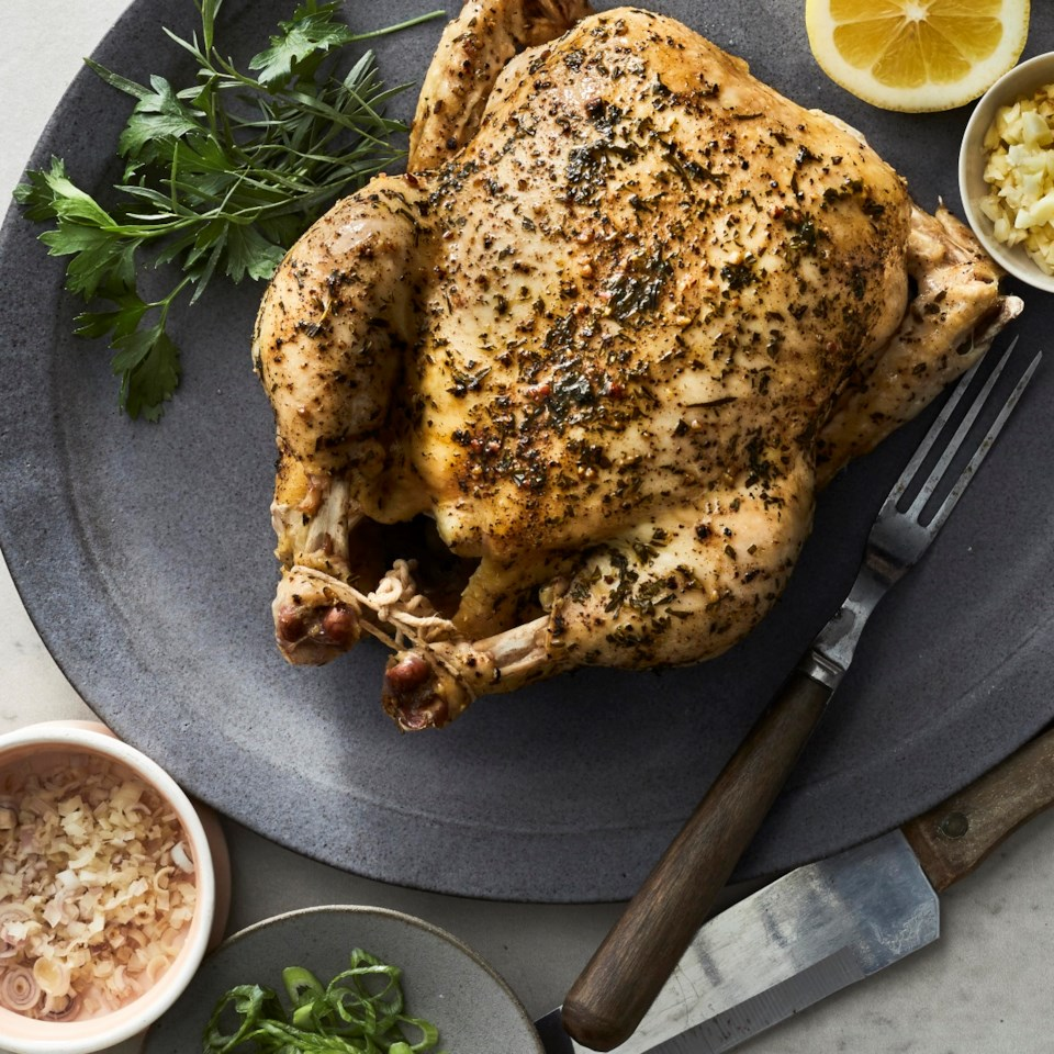 Instant-Pot Whole Chicken Recipe