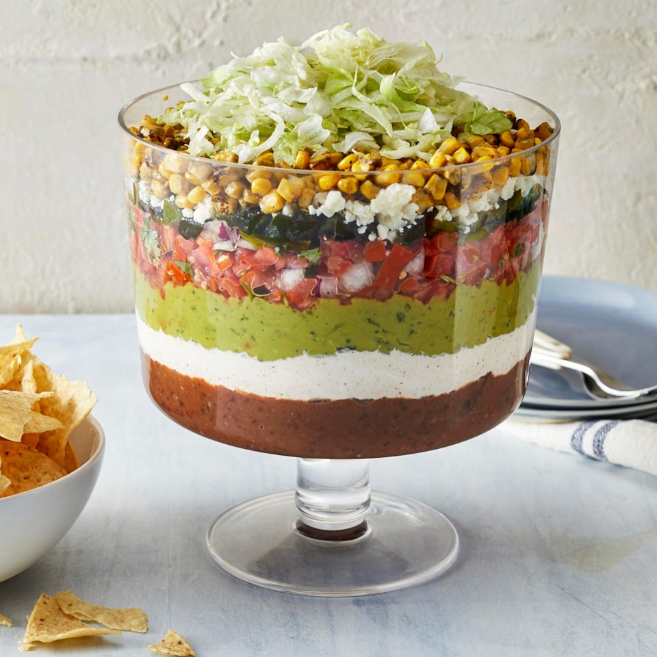 8-Layer Bean Dip Recipe