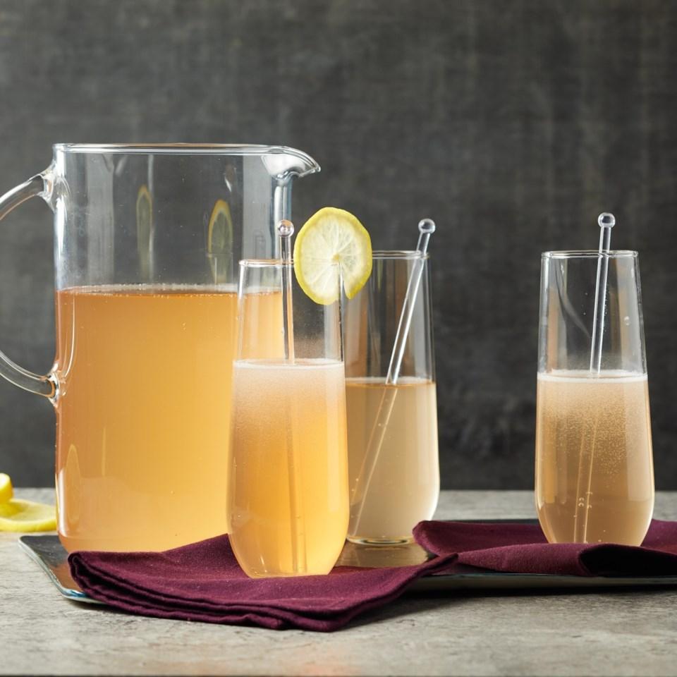Prosecco Kombucha Cocktail Recipe