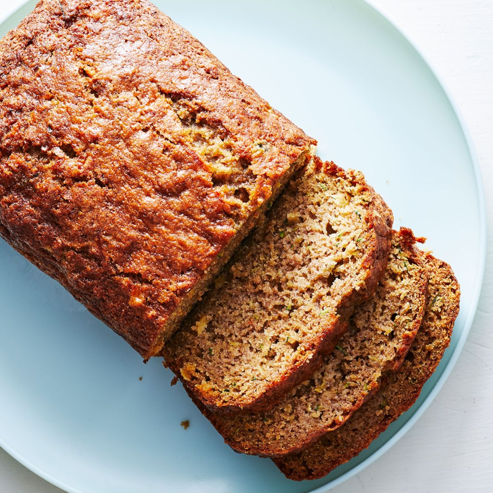 Zucchini-Pineapple Bread Recipe