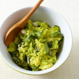 Swap Some Of The Avocado In Guacamole For Zucchini