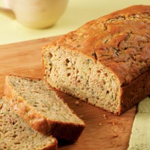 EatingWell Zucchini Bread