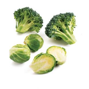 Use Fresh Veggies