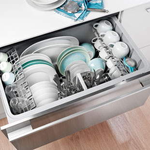 Use The Dishwasher
