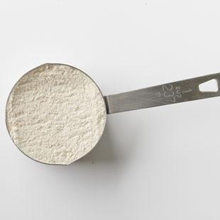 Use Whole-Wheat Flour to Boost Fiber