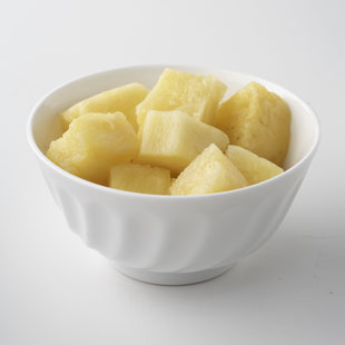 Reduce Sugar, Add Pineapple for Sweetness
