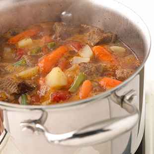 4. Simmer Your Soup