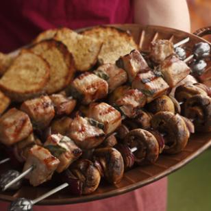 Italian Kebabs