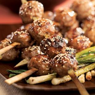 Japanese Kebabs