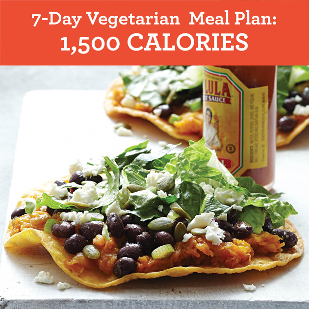 7 day vegetarian meal plan 1500 calories eatingwell incorporating more plant based foods into your diet is a great way to boost your health a vegetarian diet has been shown to reduce your risk of heart forumfinder Image collections
