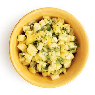 Pineapple & Jalape?o Salsa