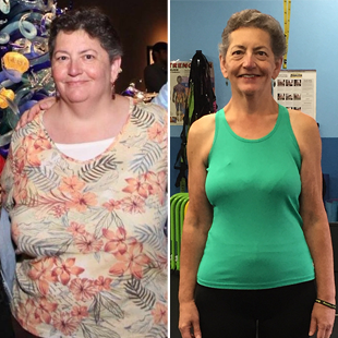 How A Personal Trainer Helped Lorraine Papazian-Boyce Lose 150 Pounds