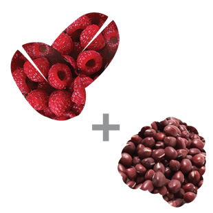 Adzuki Beans & Raspberries