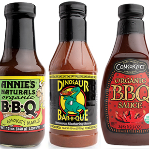 Use Good BBQ Sauce