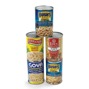 Canned Goods & Bottled Items