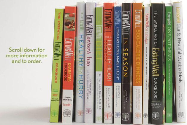 EatingWell Bookshelf