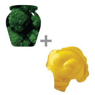 Broccoli & Mustard