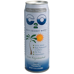 Hydrate With Hydrate With Coconut Water