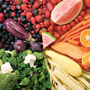 Pack your diet with produce