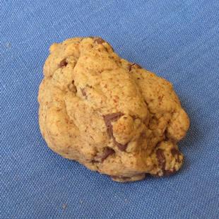Date Sugar Chocolate Chip Cookie