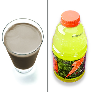 what s the best after workout drink eatingwell