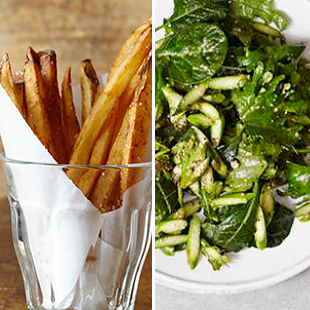 How Eating Fries Might Help You Slim Down