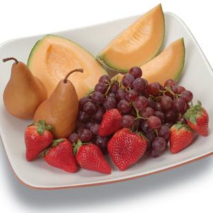 Fabulous high-fiber fruits