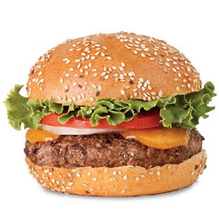 3. A Healthy Burger