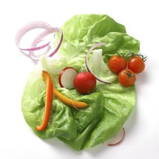 Raid the Salad Bar