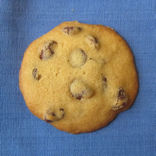 Maple Syrup Chocolate Chip Cookie