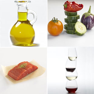 9 Mediterranean Diet Foods for Better Health