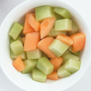 One Serving of Melon