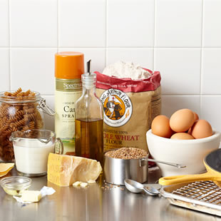 Stock Your Kitchen with Healthy Foods