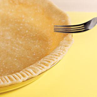 How to Flute or Crimp Pie Crust