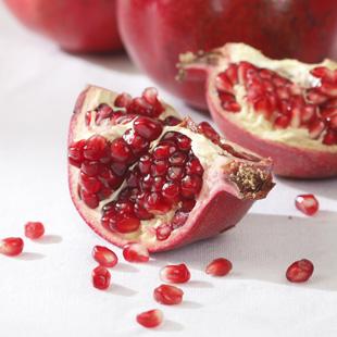 Tart Cherries & Pomegranates