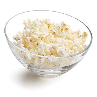 8. Snack on Popcorn