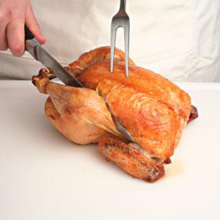 1. Roast Chicken