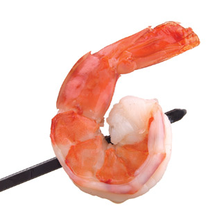 Myth #2: You shouldn?t eat shrimp (and other high-cholesterol foods) if you have high cholesterol.