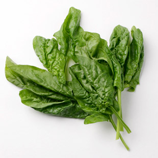 Add spinach to increase nutrients