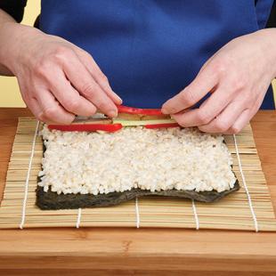 Sushi Technique - Step 2